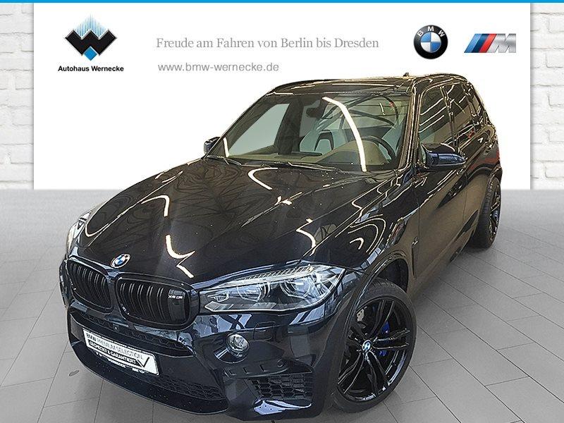BMW X5 M Night Vision Head-Up B&O HiFi DAB LED WLAN, Jahr 2017, Benzin