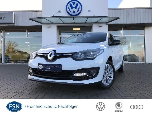 Renault Megane 1.6 Limited Tempomat Einparkhilfe, Jahr 2014, Benzin