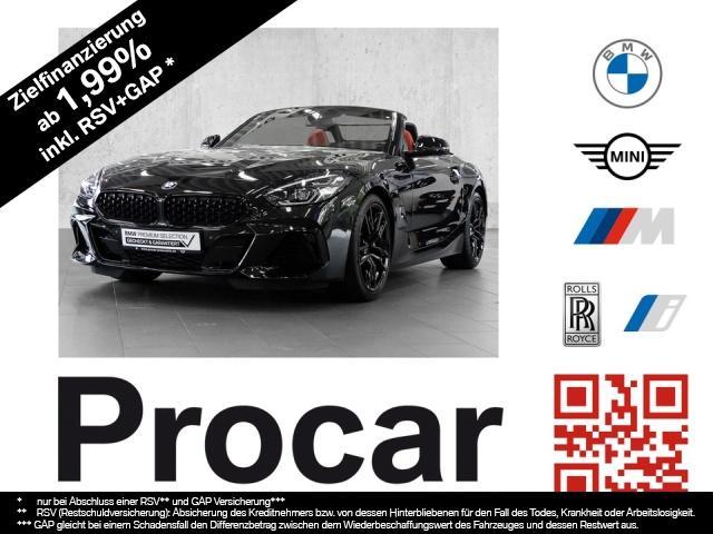 BMW Z4 M40i Cabrio Innovationsp. Sport Aut. Head-Up, Jahr 2019, Benzin