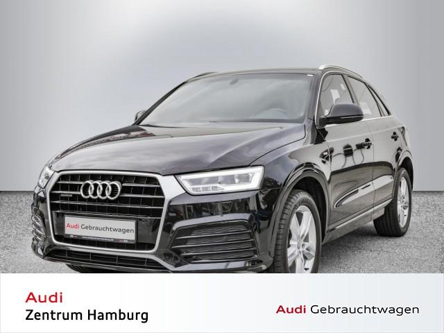 Audi Q3 2,0 TDI sport quattro S tronic S LINE LED BOSE, Jahr 2016, Diesel