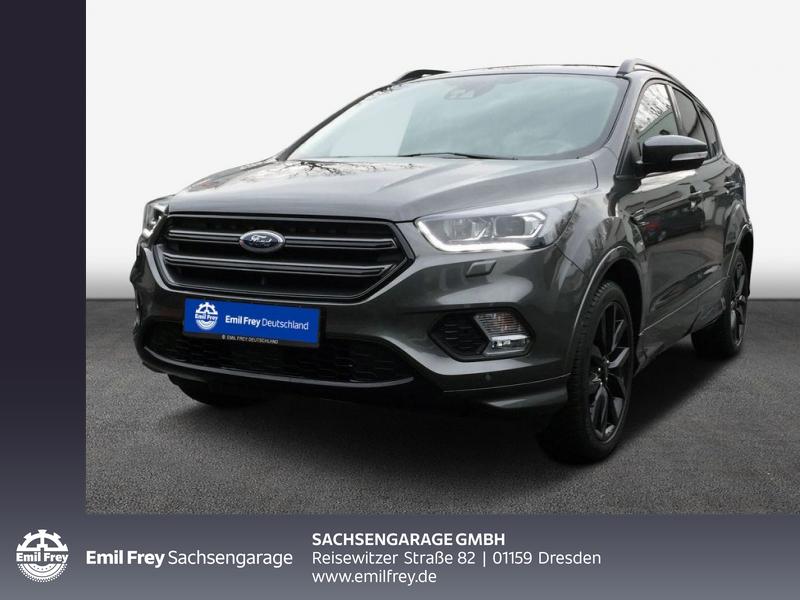 Ford Kuga 1.5 EcoBoost 4x4 Aut. ST-Line Standhzg. Navi, Jahr 2017, Benzin
