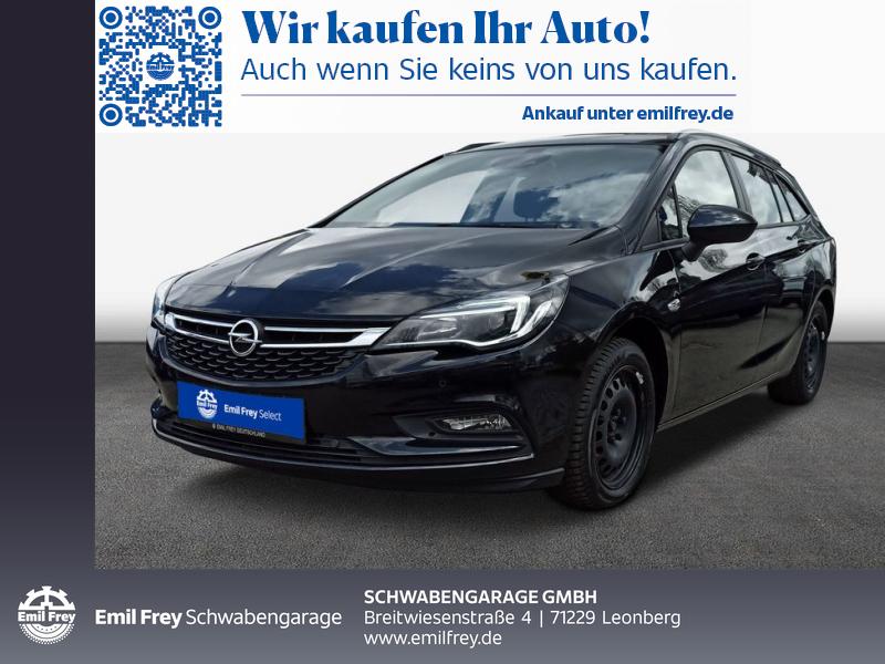Opel Astra 1.6 Aut. Sports Tourer Edition *NAVI *AHK *PDC, Jahr 2017, Diesel