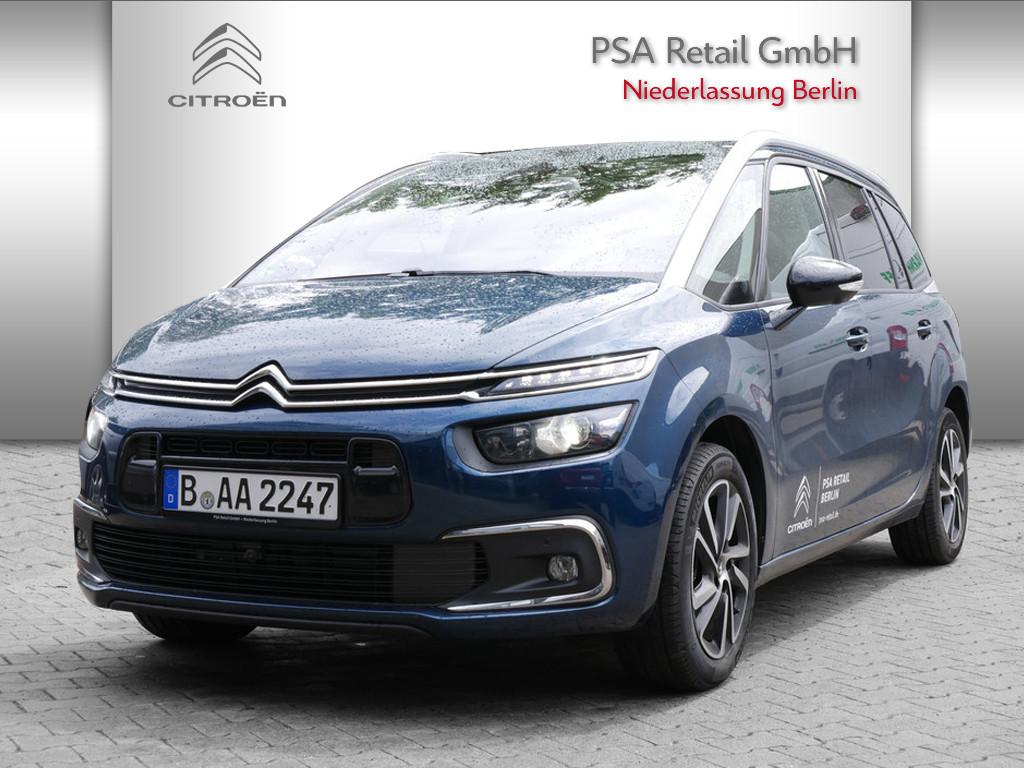 Citroën Grand C4 SpaceTourer Shine BlueHDi 130 S&S EAT8, Jahr 2021, Diesel