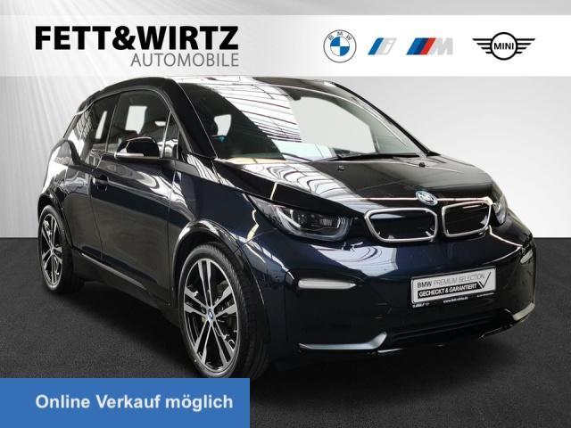 BMW i3s 120Ah Navi LED GSD 20'' Leas ab 325,- br.o.A., Jahr 2019, Elektro