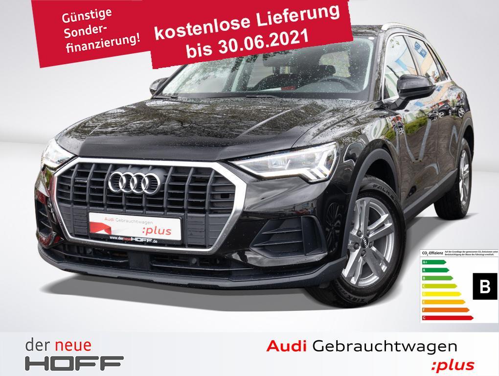 Audi Q3 35 TDI quattro Leder Virtual LED DAB Sitzheiz, Jahr 2020, Diesel