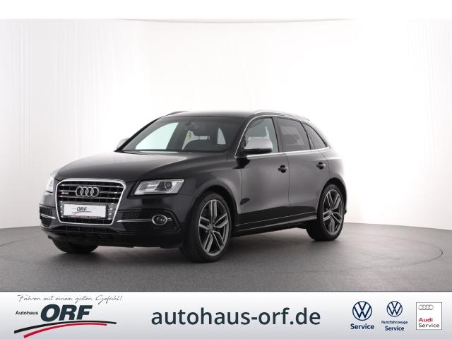 Audi SQ5 3.0 TDI quattro AHK NAVI+ 21'' KEYLESS, Jahr 2014, Diesel