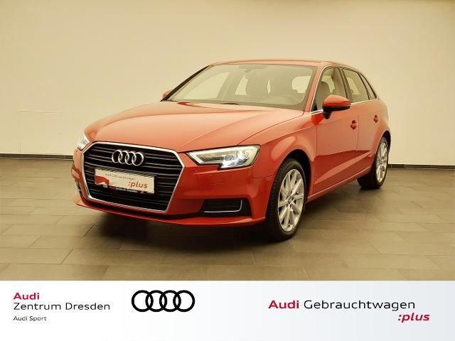 Audi A3 Sportback 2.0 TDI S tronic XENON-Plus Navi, Jahr 2018, Diesel