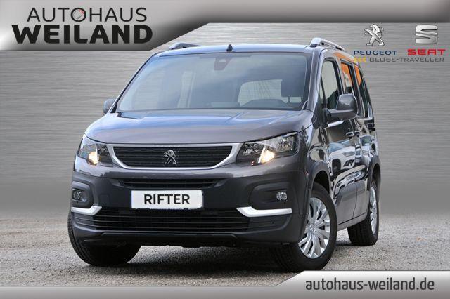 Peugeot Rifter BlueHDI 100 L1 Active, Jahr 2018, Diesel