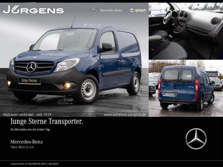 Mercedes-Benz Citan 109 CDI Kasten AHK,Klima,Holzboden,Zurröse, Jahr 2014, Diesel
