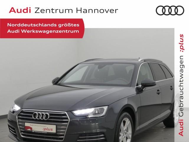 Audi A4 Avant 2.0 TDI Sport Pano Xenon Navi Phone Box S-tronic, Jahr 2018, Diesel