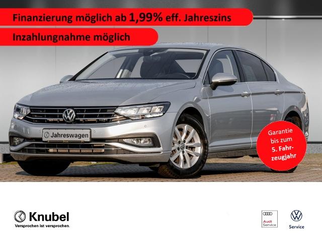 Volkswagen Passat Business 1.5 TSI LED*Navi*TravelAssist*RK, Jahr 2019, Benzin