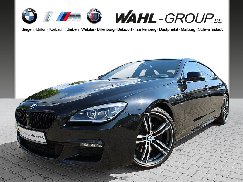BMW 640d xDrive Gran Coupé M-Pak,1.Hd,20 ,HUD,DDC, Jahr 2017, Diesel