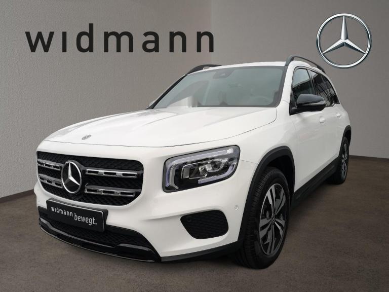 Mercedes-Benz GLB 250 4M Progressive*Navi-Premium*Business-P, Jahr 2019, Benzin