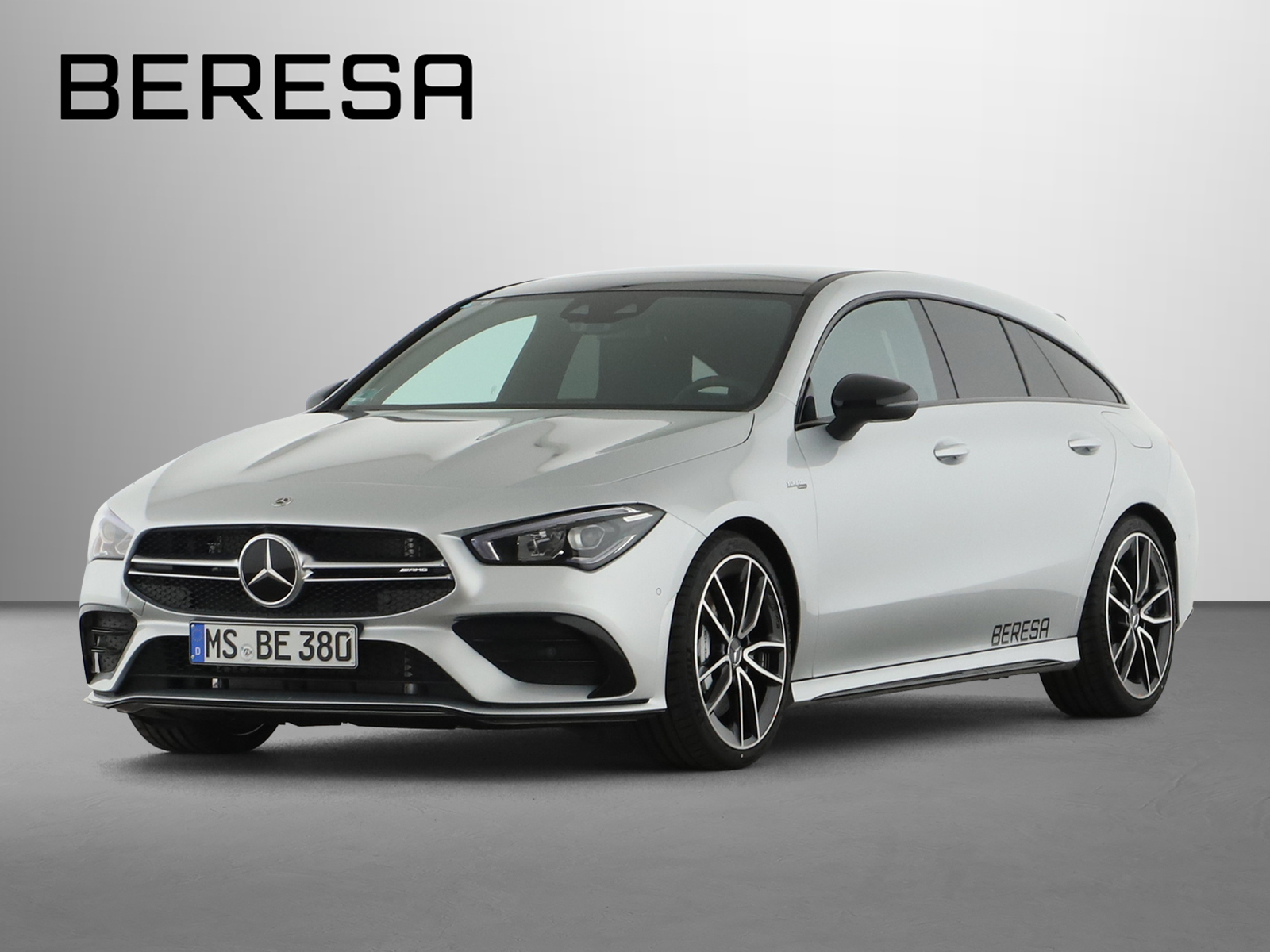 Mercedes-Benz CLA 35 AMG 4M SB Burmester Distronic Pano.-Dach, Jahr 2021, Benzin