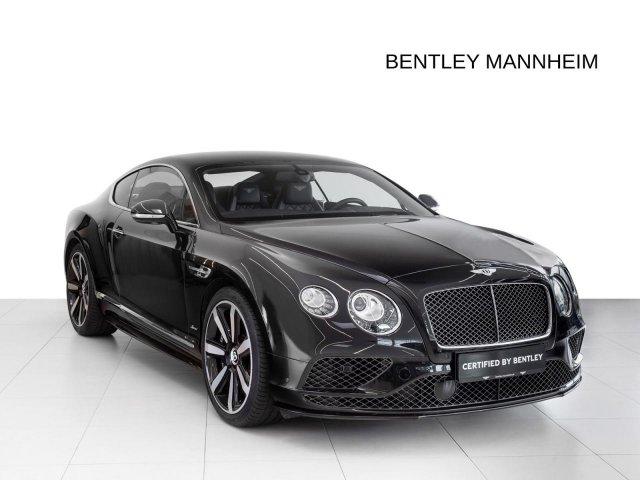 Bentley Continental GT Speed - Leasingrate Mtl. 1.398,00, Jahr 2015, Benzin