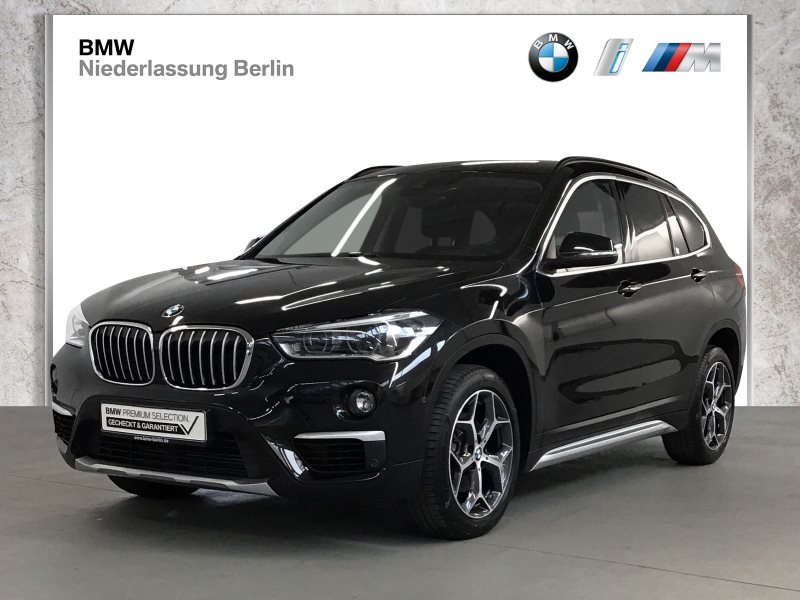 BMW X1 sDrive18i EU6 Aut. xLine LED Navi Parkassist., Jahr 2018, Benzin