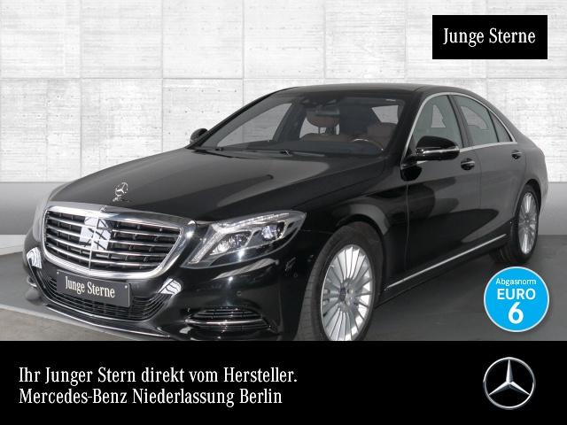 Mercedes-Benz S 350 BT Fahrass 360° Airmat Pano Multibeam Distr, Jahr 2015, diesel