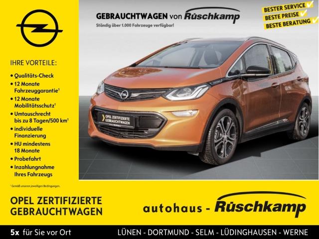 Opel Ampera-e Leder DAB+ SHZ Xenon LED Keyless Kamera BT PDC LM, Jahr 2017, Elektro