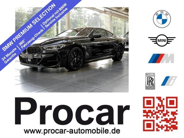BMW M850i xDrive Coupe,M-Carbondach,20'',Laser,Leder!, Jahr 2019, Benzin