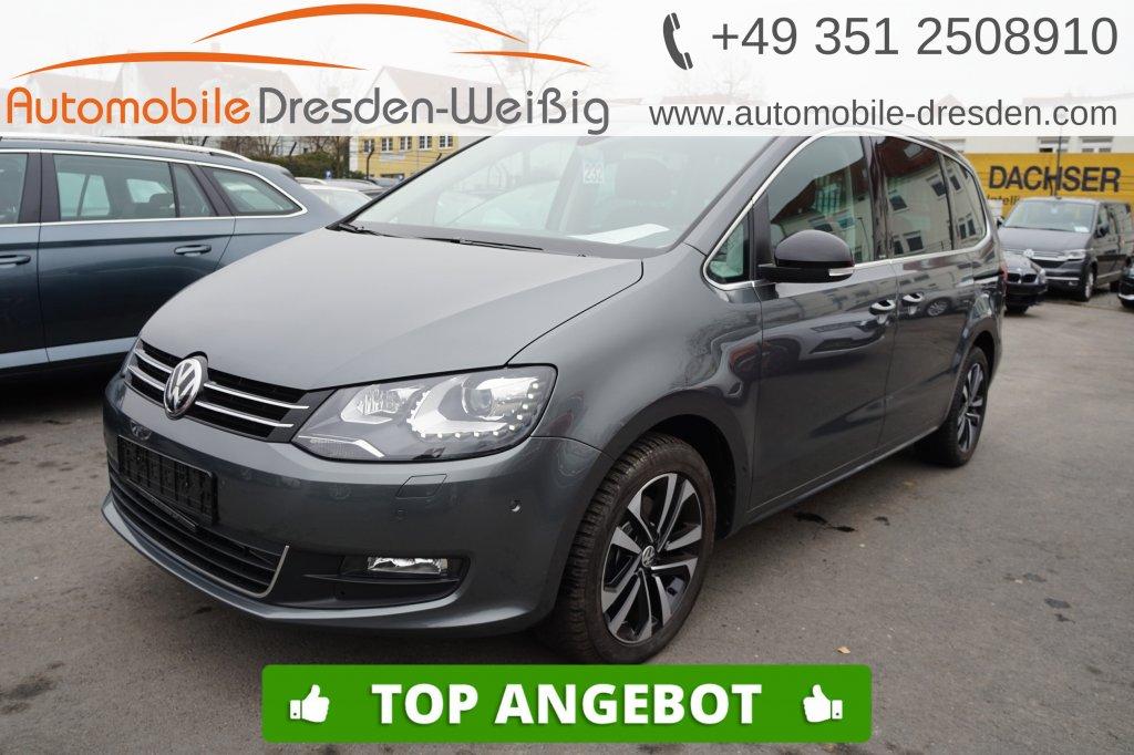 Volkswagen Sharan 2.0 TDI DSG IQ.DRIVE*ACC*-40% von UPE*, Jahr 2019, Diesel