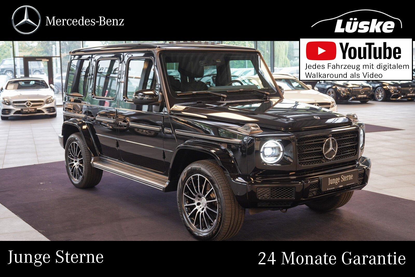 Mercedes-Benz G 350 finanzieren
