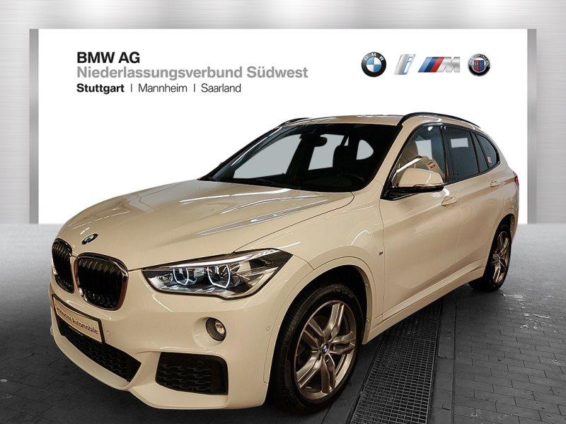 BMW X1 sDrive18d M Sport HiFi LED Pano.Dach Navi, Jahr 2017, Diesel