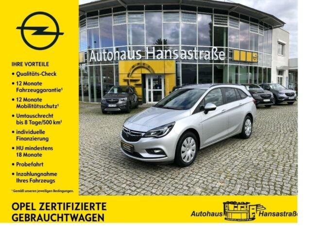 Opel Astra ST 1.0 ECOTEC Turbo Business 77kW S/S, Jahr 2019, Benzin