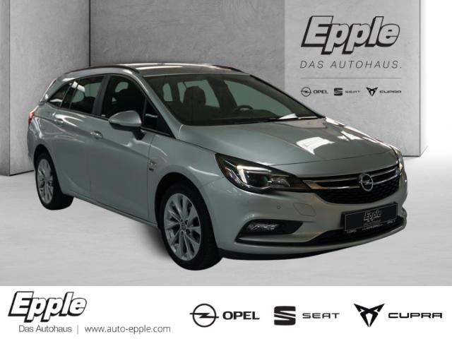 Opel Astra K Sports Tourer 120 Jahre Start Stop 1.4 Turbo EU6d-T Rückfahrkam. AHK-abnehmbar, Jahr 2019, Benzin