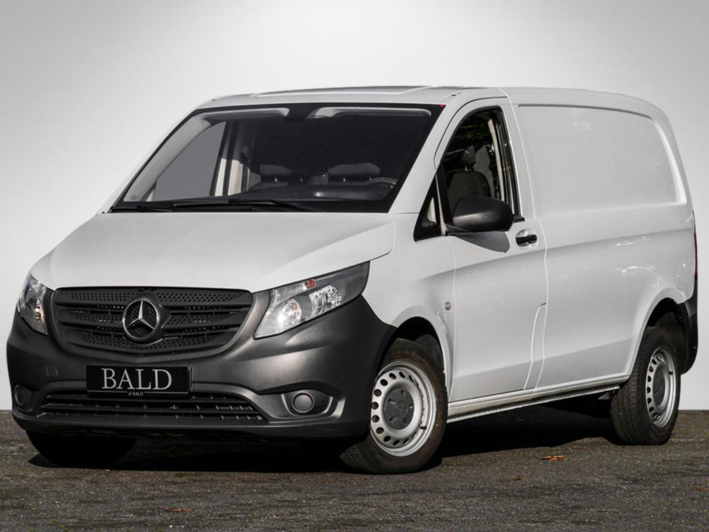 Mercedes-Benz Vito 109 CDI Kasten K Worker - Händlerfzg, Jahr 2015, Diesel