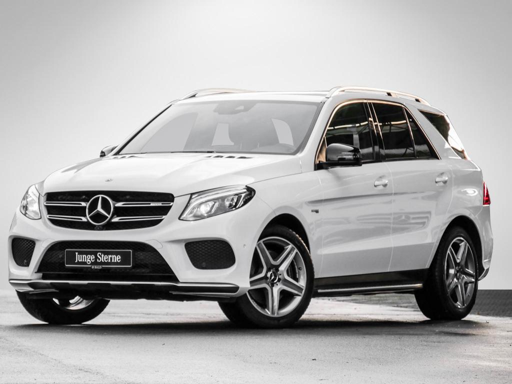 Mercedes-Benz GLE 43 AMG 4M Comand/ILS/360/Memo/Park-P/TV/21', Jahr 2017, Benzin