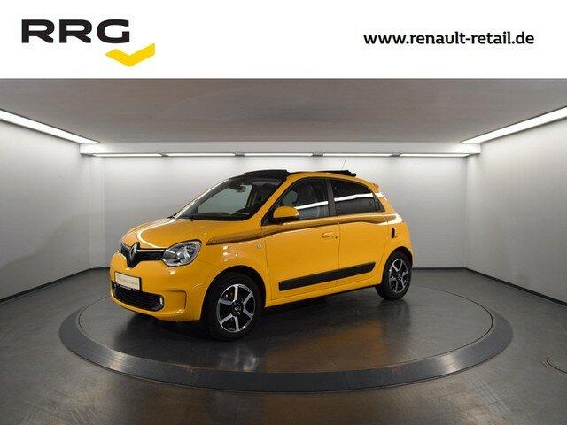 Renault TWINGO LIMITED DELUXE SCe 75 SCHIEBEDACH, Jahr 2020, Benzin