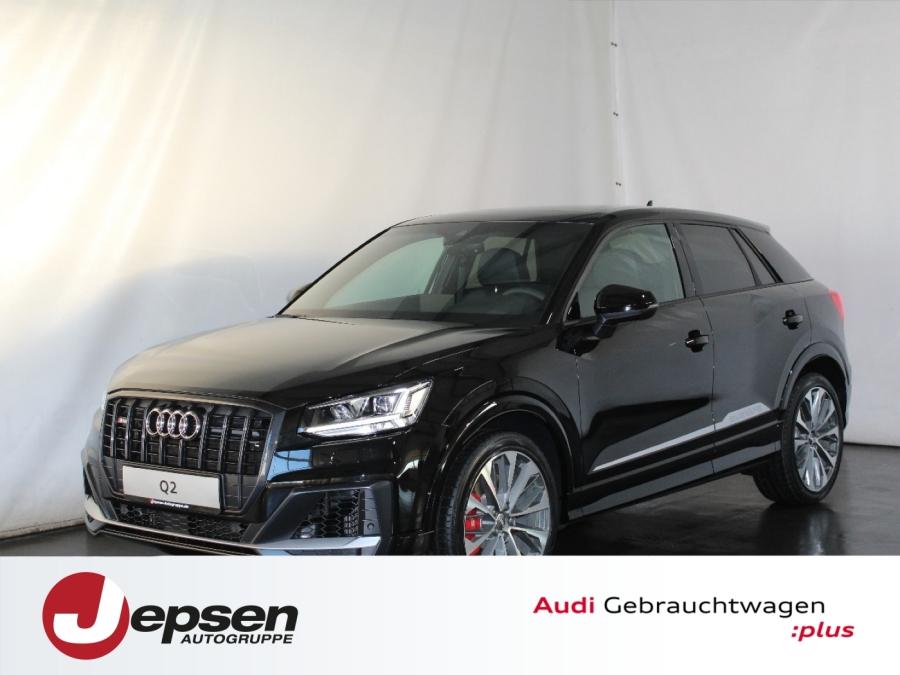 Audi SQ2 TFSI quattro S tronic Navi+.LED HeadUp Allra, Jahr 2019, petrol