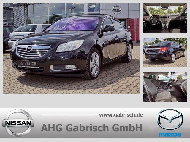 Opel Insignia A Lim. Edition Navi Winterpaket, Jahr 2013, Benzin