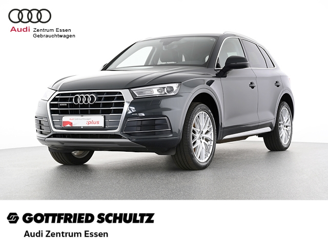 Audi Q5 quattro sport 2.0 TDI NAV SHZ XENON PDC FSE MUFU, Jahr 2018, Diesel