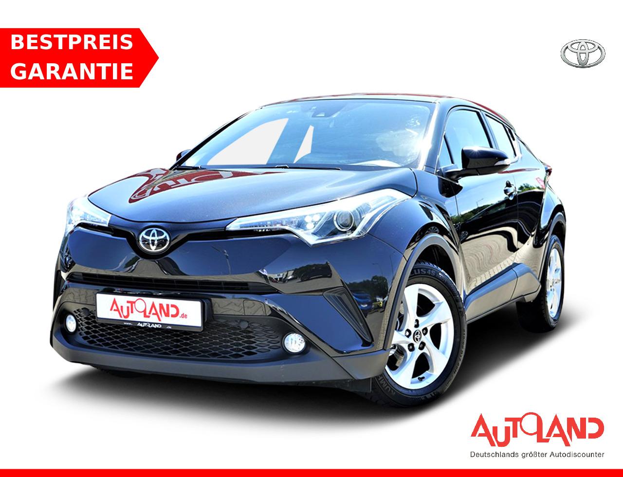 Toyota C-HR, Jahr 2017, Benzin