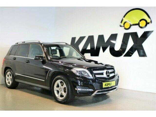 Mercedes-Benz GLK 220 CDI 7G-Tronic +Bi-Xenon+Navi+PDC+Leder+, Jahr 2014, Diesel