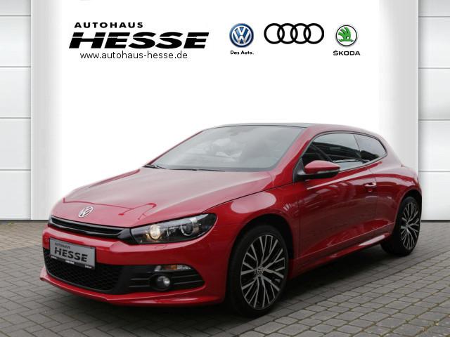 Volkswagen Scirocco 1,4 TSI Life, PDC, GRA, Pano, Xenon, Jahr 2014, Benzin