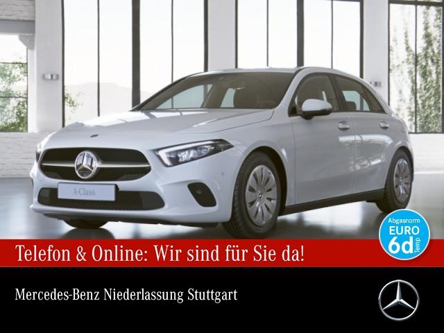 Mercedes-Benz A 180 d LED Spurhalt-Ass PTS 7G-DCT Sitzh Temp, Jahr 2019, Diesel
