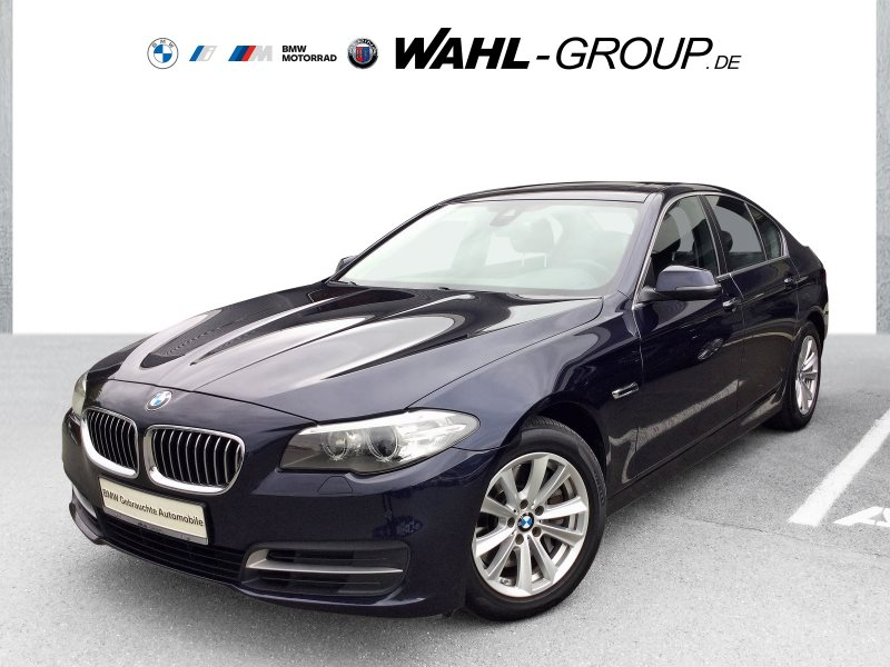 BMW 530d xDrive | Xenon Standhzg. Glasdach Navi, Jahr 2015, Diesel
