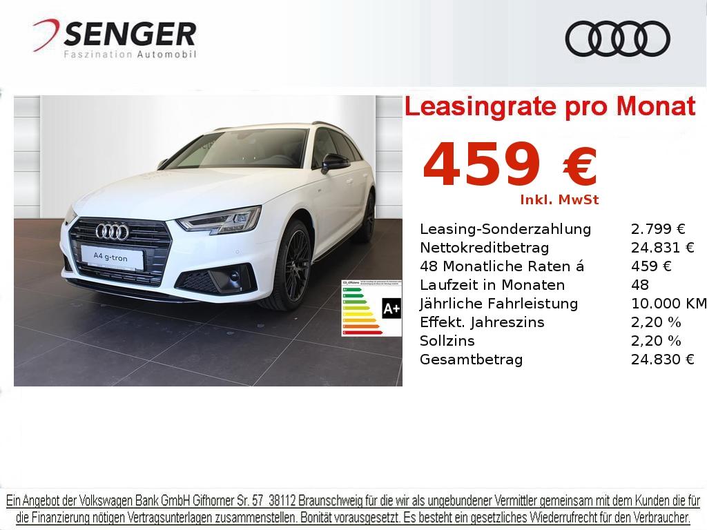 Audi A4 Avant sport S LINE LED GRA DAB PDC PL PRIVACY, Jahr 2020, Gas