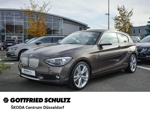 BMW 125 1er - i KLIMA NAVI LEDER XENON F20/F21 (Euro 6), Jahr 2014, petrol