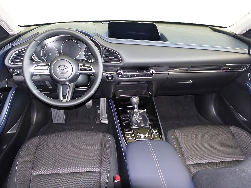 "Mazda CX-30 SKYACTIV-G 2.0 SELECTION 18""Alu NAVI SHZ, Jahr 2019, petrol"
