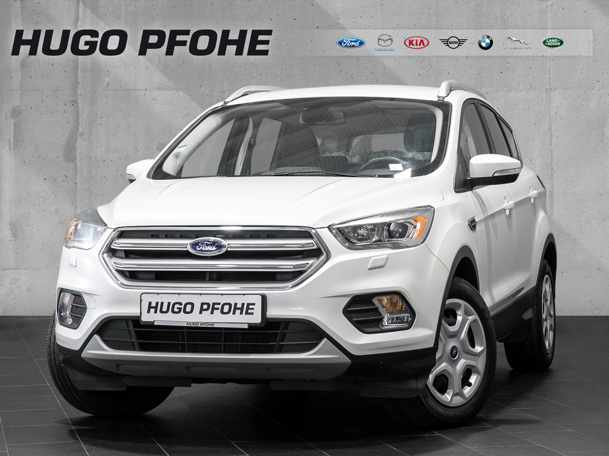 Ford Kuga Cool & Connect 1.5 l EcoBoost 110 kW (150 P, Jahr 2017, Benzin