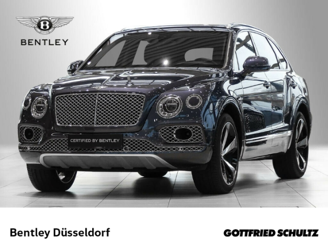 Bentley Bentayga W12 BENTLEY DÜSSELDORF, Jahr 2018, Benzin