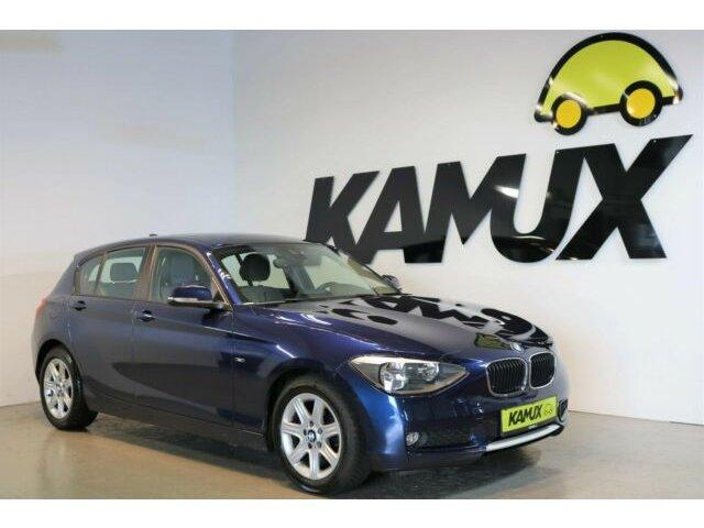 BMW 116 d Edition +Navi+PDC+USB/AUX+GSHD+SichtPaket+, Jahr 2013, Diesel