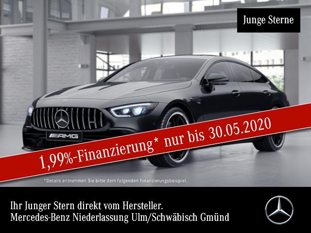 "Mercedes-Benz AMG GT 43 4M + 21"" PerfAbgas HuD SHD Comand, Jahr 2019, petrol"