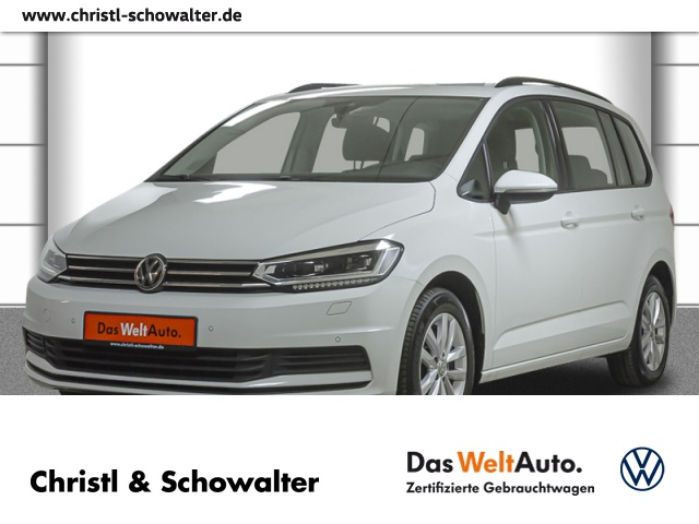 Volkswagen Touran Comfortline 2.0 TDI Navi LED Climatronic, Jahr 2017, Diesel