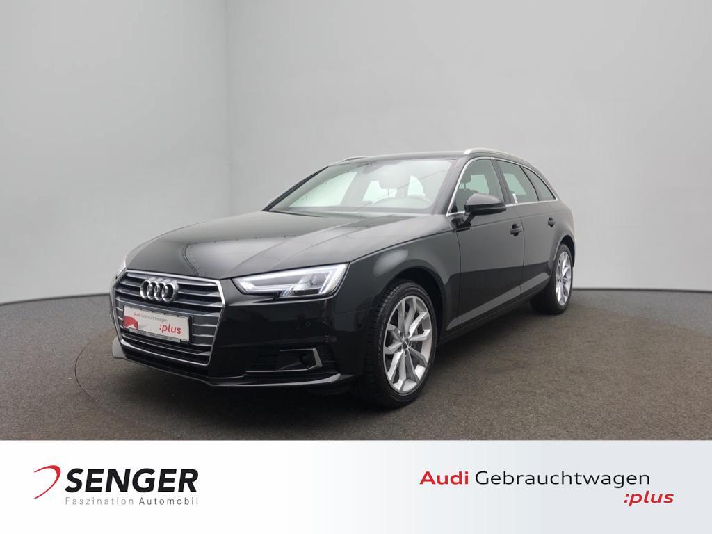 Audi A4 Avant Sport 2.0 TDI Automatik Assistenzpaket, Jahr 2018, Diesel