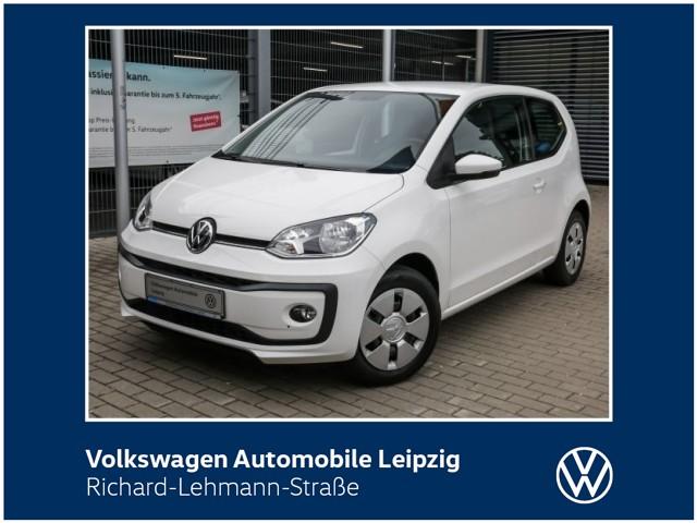 Volkswagen up! move up! 1.0 *SHZ*Klimaanlage*ESP*, Jahr 2018, Benzin