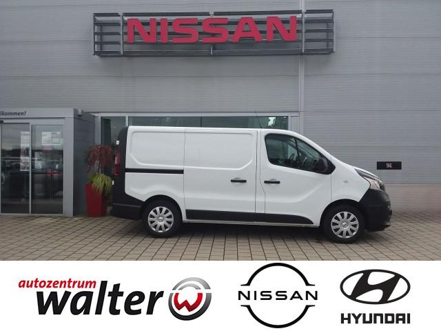 Nissan NV300 Kastenwagen EURO6, L1H1 2,7t COMFORT 1.6l dCi, Tempomat,, Jahr 2018, Diesel